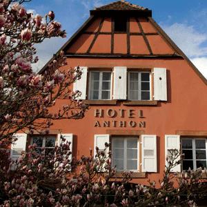 Hôtel Anthon partenaire du Golf de Bitche