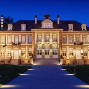 Golf et Hôtel Le Château Hochberg