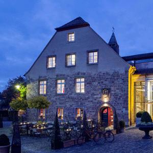 Hôtel Kloster Hornbach partenaire du Golf de Bitche