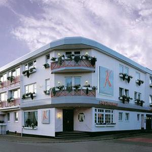 Hôtel Kunz partenaire du Golf de Bitche