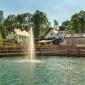 Golf et Hôtel Landschloss Fasanerie