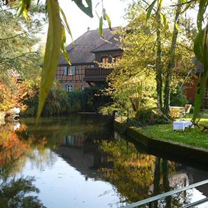 Hôtel le Moulin partenaire Golf de Bitche