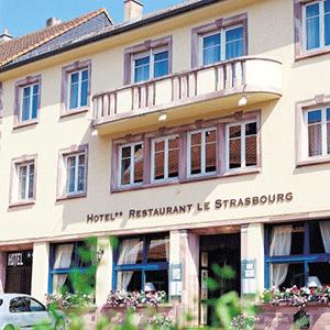 Restaurant le Strasbourg partenaire du Golf de Bitche